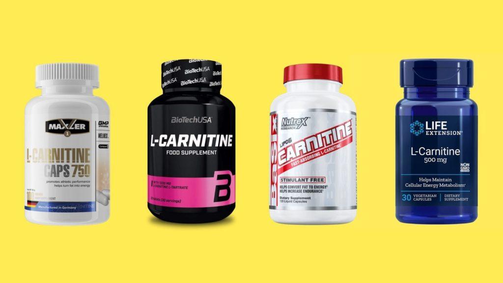 meilleur-supplement-de-L-carnitine