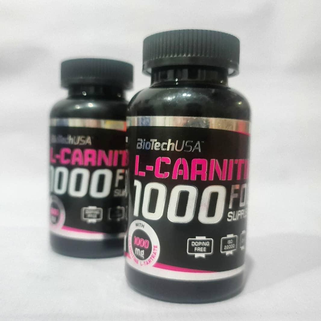 supplement-de-L-carnitine